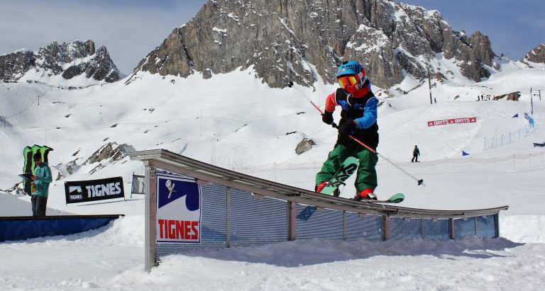 bradley fry at the brits tignes