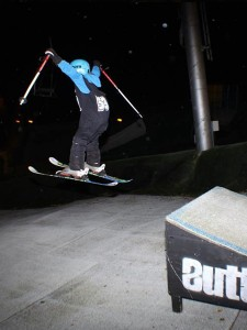 Bracknell ski slope mojam