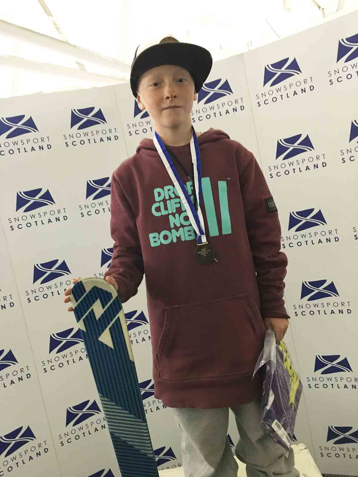 bradley fry scottish slopestyle championships glasgow