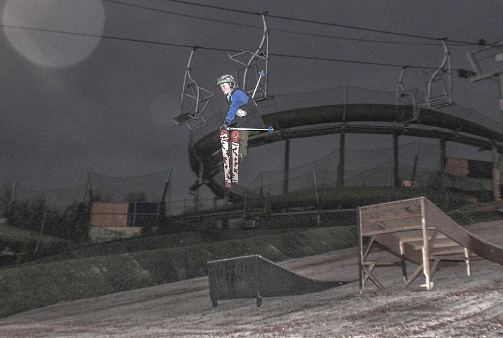 bracknell ski Mojam3 bradley fry