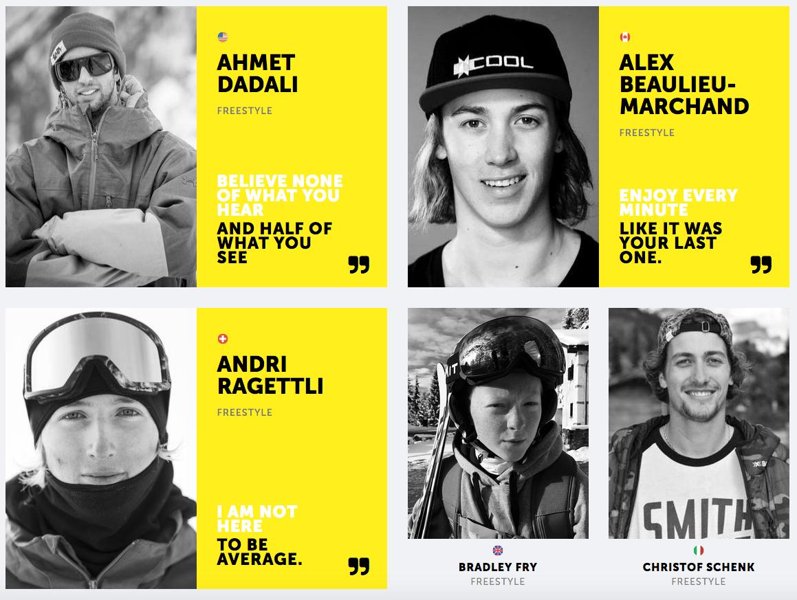 bradley fry volkl ski team