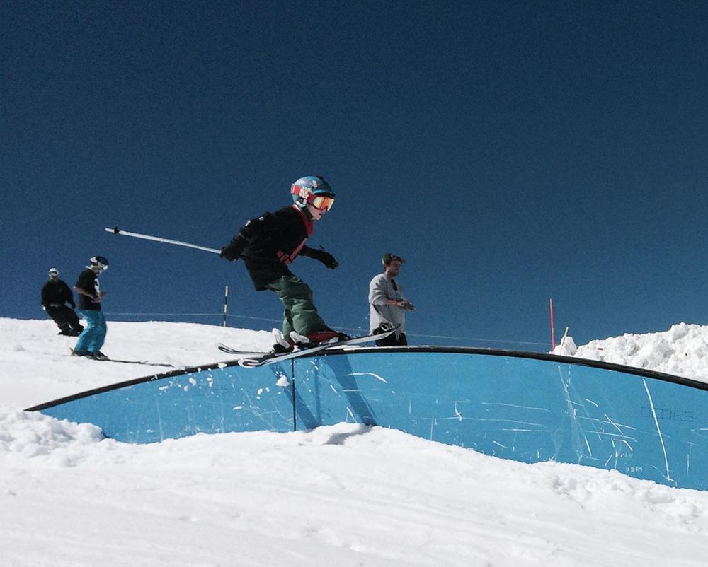 bradley fry - uk skier