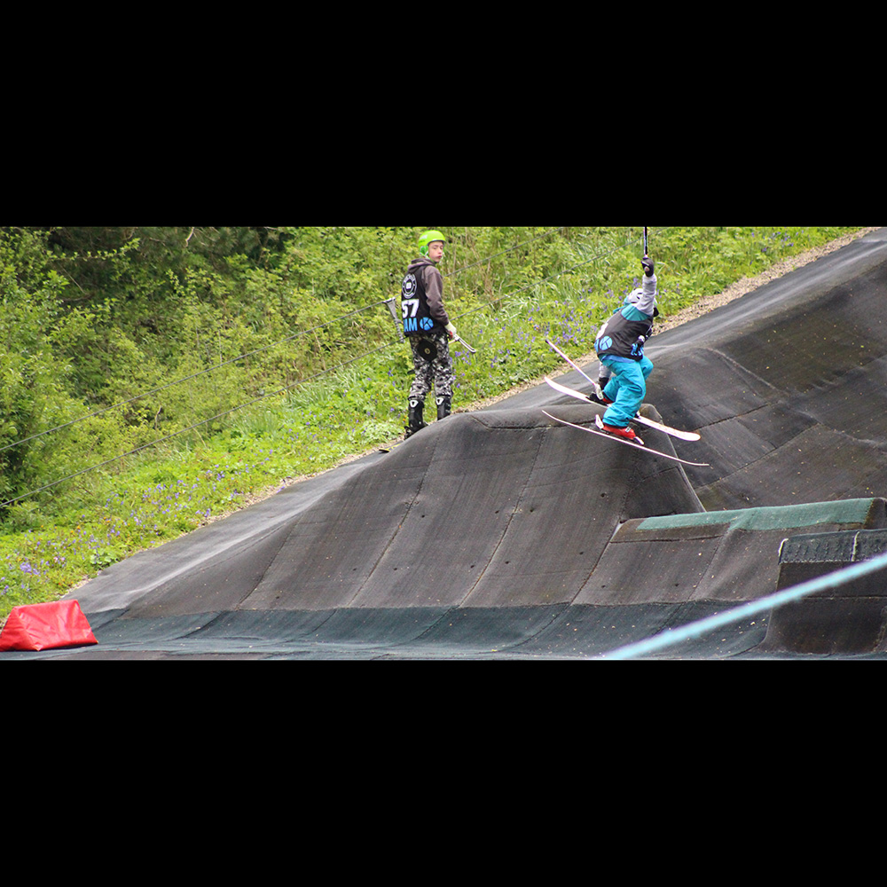 bradley fry uk slope style freeskier